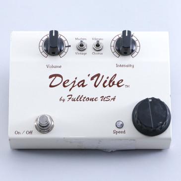 Fulltone MDV Mini Deja Vibe Chorus / Vibrato Guitar Effects Pedal P-05464