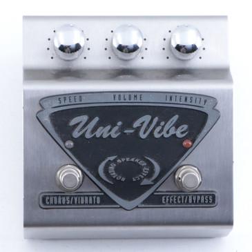 Dunlop Uni-Vibe Chorus / Vibrato Guitar Effects Pedal P-05469