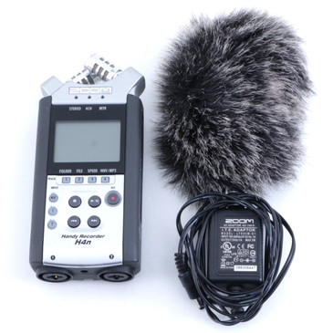 Zoom H4N Handy Recorder OS-7962
