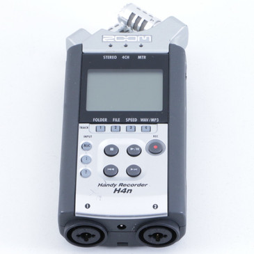 Zoom H4N Handy Recorder OS-7963