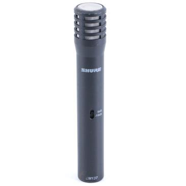 Shure SM137 Condenser Cardioid Microphone MC-2608