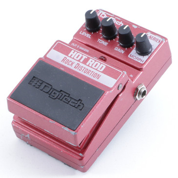 Digitech Hot Rod Distortion Guitar Effects Pedal P-05502