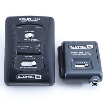 Line 6 Relay G30 Wireless Guitar System P-05499