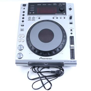 Pioneer CDJ-850 Digital Turntable OS-7981