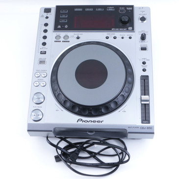 Pioneer CDJ-850 Digital Turntable OS-7982