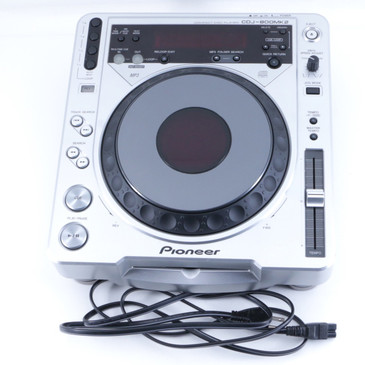 Pioneer CDJ-800 MK2 Digital Turntable OS-7996