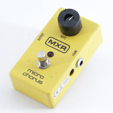 MXR M148 Micro Chorus Guitar Effects Pedal P-05541