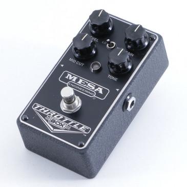 Mesa Throttle Box Distorion Guitar Effects Pedal P-05542