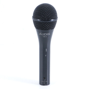 Audix OM2 Dynamic Hypercardioid Microphone MC-2683