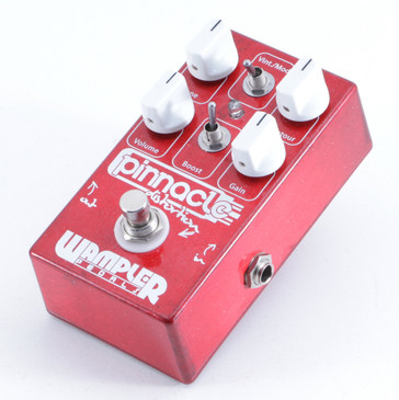 Wampler Pinnacle Distortion Guitar Effects Pedal P-05588