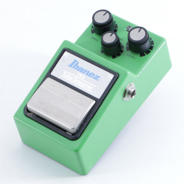 Ibanez TS9 Tube Screamer Overdrive Guitar Effects Pedal P-05653