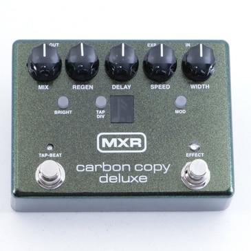 MXR M292 Carbon Copy Deluxe Delay Guitar Effects Pedal P-05688