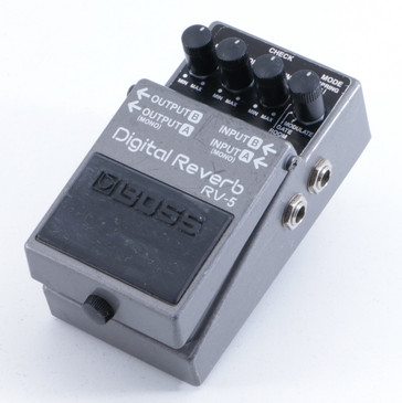 Boss RV-5 Digital Reverb Guitar Effects Pedal P-05626