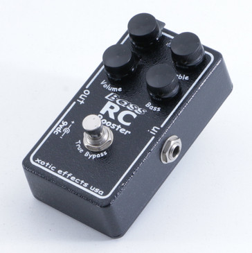 Xotic Effects Bass RC-Booster Overdrive Guitar Effects Pedal P-05661