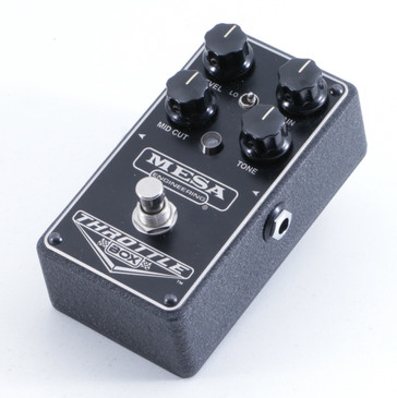 Mesa Throttle Box Overdrive Guitar Effects Pedal P-05655
