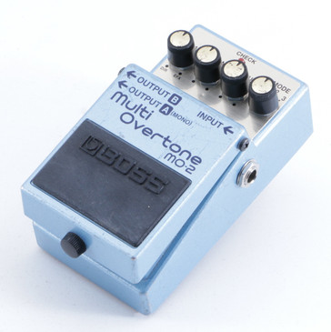 Boss MO-2 Multi Overtone Guitar Effects Pedal P-05629