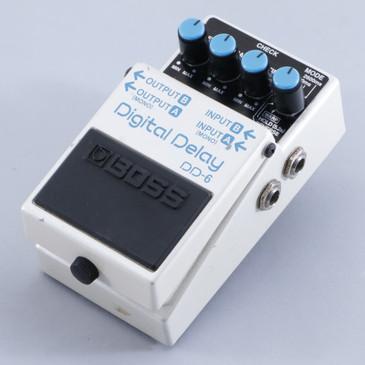 Boss DD-6 Digital Delay Guitar Effects Pedal P-05637