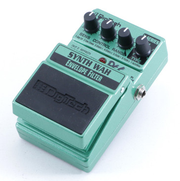 Digitech Synth Wah Envelope Filter Guitar Effects Pedal P-05665