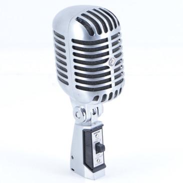 Shure 55SH Series II Dynamic Cardioid Microphone MC-2695