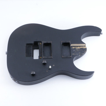 2009 Ibanez RG5SP1 Melted Black Basswood Guitar Body BD-5132