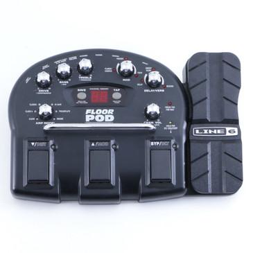 Line 6 Floor Pod Guitar Multi-Effects Pedal P-05704
