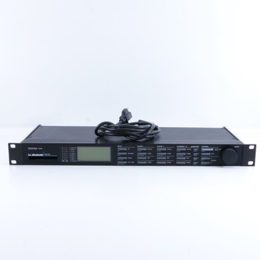 TC Electronic M2000 Multi-Effects Rack Unit & Power Supply P-05707