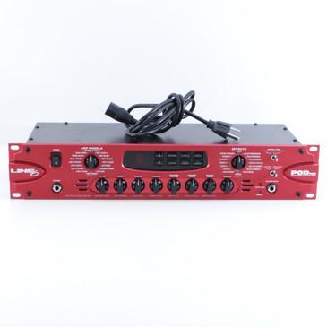 Line 6 Pod Pro Multi-Effects Rack Unit & Power Supply P-05708