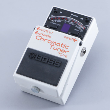 Boss TU-2 Chromatic Tuner  Guitar Effects Pedal P-05715