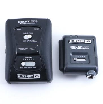 Line 6 Relay G30 Wireless Guitar System P-05739