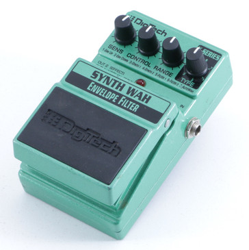 Digitech Synth Wah Envelope Filter Guitar Effects Pedal P-05732