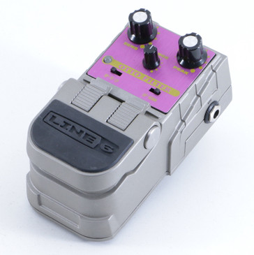 Line 6 Otto Filter Auto-Wah Guitar Effects Pedal P-05736