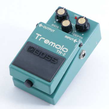 Boss TR-2 Tremolo Guitar Effects Pedal P-05721