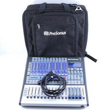 Presonus StudioLive 16.0.2 Digital Mixing Board with Carrying Case OS-8040