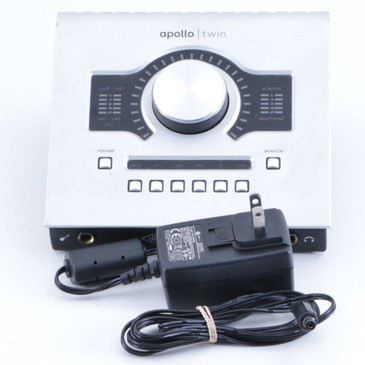Universal Audio Apollo Twin Solo Audio Interface OS-8033