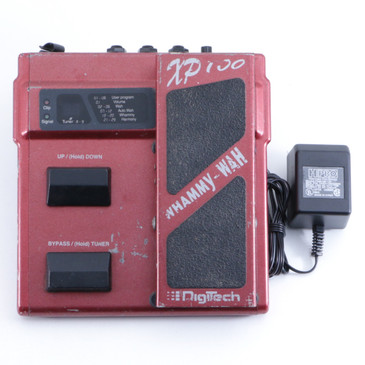 Digitech XP100 Whammy-Wah Pitch Shifter Guitar Effects Pedal P-05787