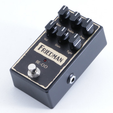 Friedman BE-OD Overdrive Guitar Effects Pedal P-05765