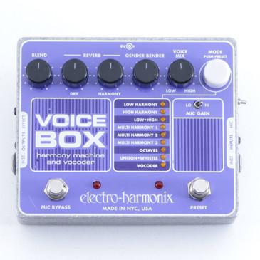 Electro-Harmonix Voice Box Guitar Effects Pedal P-05781