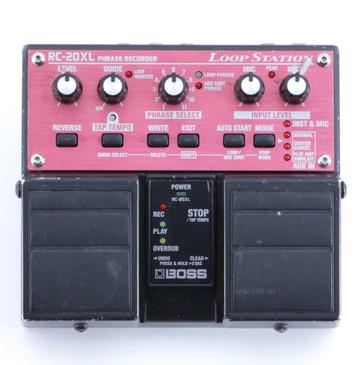 Boss RC-20XL Loop Station Looper Guitar Effects Pedal P-05778