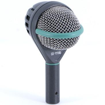 AKG D112 Dynamic Cardioid Microphone MC-2711