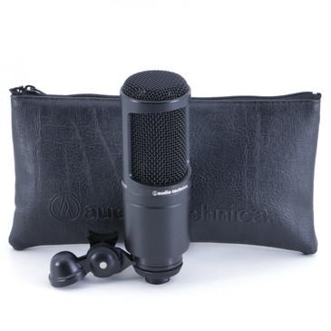 Audio-Technica AT2020 Condenser Cardioid Microphone MC-2710
