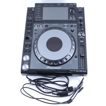 Pioneer CDJ-2000 Nexus Digital Turntable OS-8046