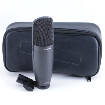 Shure KSM32 Condenser Cardioid Microphone MC-2733