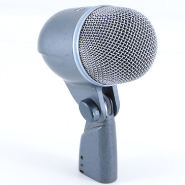 Shure Beta 52 Condenser Supercardioid Microphone MC-2727