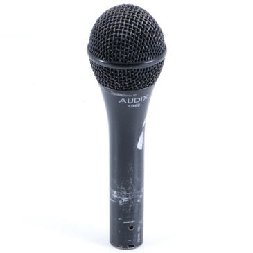 Audix OM2 Dynamic Cardioid Microphone MC-2744