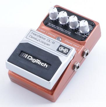 Digitech DL-8 Delay/Looper Guitar Effects Pedal P-05802
