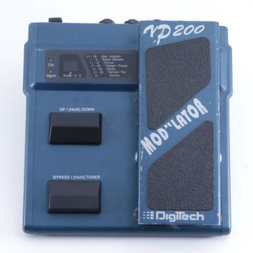 Digitech XP200 Modulator Modulation Guitar Effects Pedal P-05827