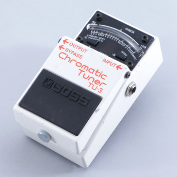 Boss TU-3 Chromatic Tuner Guitar Effects Pedal P-05820