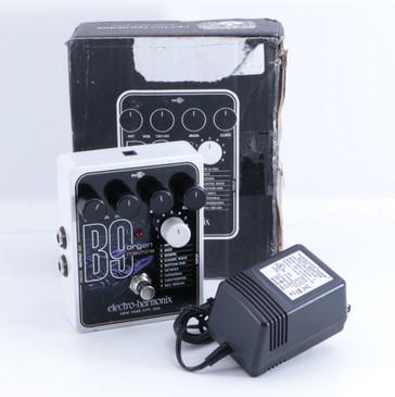 Electro-Harmonix B9 Organ Machine Synth Guitar Effects Pedal w/ PSA P-05825