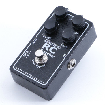 Xotic Effects Bass RC-Booster Boost Guitar Effects Pedal P-05816