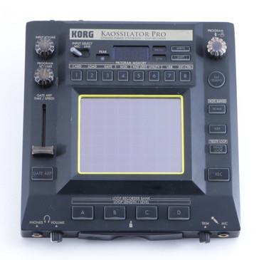 Korg Kaossilator Pro Dynamic Phrase Synthesizer P-05843